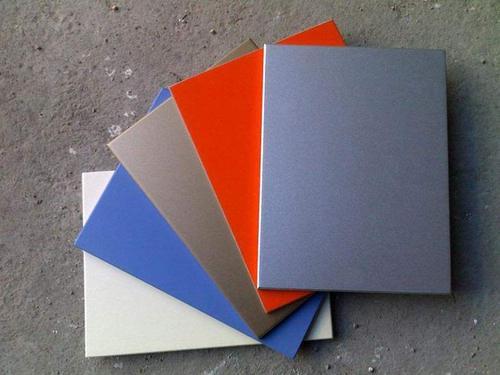 遇到氟碳铝单板涂料的损坏,我们如何补救